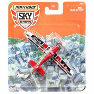 Mattel - Matchbox Skybusters Vehicles - MBX CROP DUSTER (Bosque Air Bird) GWK49