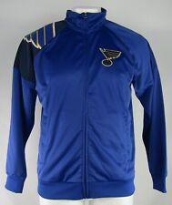 St. Louis Blues NHL G-III Men's Track Jacket