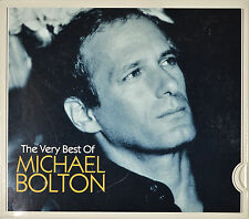 The Very Best of Michael Bolton [Canada - Sony/BMG - Discbox Slider] - NM/M