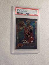 Michael Jordan PSA Graded NM/MT 1994/95 Topps Finest #331