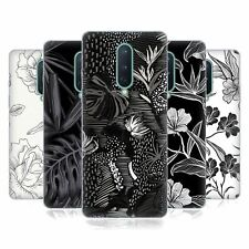 OFFICIAL HAROULITA BLACK AND WHITE 5 SOFT GEL CASE FOR AMAZON ASUS ONEPLUS