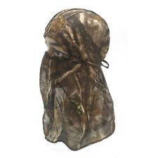 Woodland FULL FACE MASK 3D Camouflage Ghillie Suit Paintball Hunting Clothing