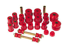 PROTHANE TOTAL Suspension KIT FORD MUSTANG 67-73 BUSHING INSERTS (Red)