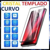 CRISTAL TEMPLADO CURVO para SAMSUNG GALAXY S9 PLUS PROTECTOR DE PANTALLA S 9 +