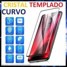 CRISTAL TEMPLADO CURVO para SAMSUNG GALAXY S20 PLUS PROTECTOR DE PANTALLA S 20 +