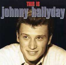 JOHNNY HALLYDAY - THIS IS - 2 CDS - NEW!!