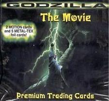 Godzilla The Movie Premium (Motion) Trading Card Box