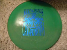 Discraft Cyclone 175 gram golf disc 1996 National doubles stamp