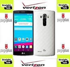 LG G4 VS986 32 GB White STRAIGHT TALK Page Plus Verizon 4g LTE
