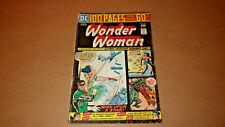 DC 100 Pages 214 Wonder Woman Vol. 33 No. 214 Oct.-Nov. 1974 DC Comics VG/FN 5.0