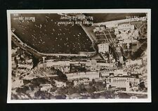 Devon TORBAY View Guest House Advert aerial Seafront c1930/40s? RP PPC
