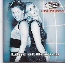 2 Unlimited-Edge Of Heaven cd single