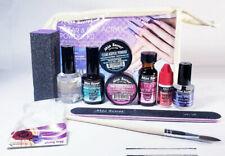 MIA SECRET Clear&Pink Acrylic Set (Kit-01-PR)