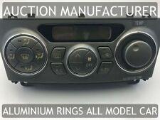 Toyota Celica T230 1999-2006 Aluminium Polished Chrome Air Con Control Surrounds
