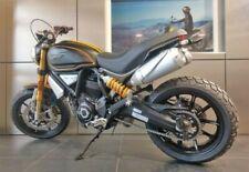 Nuevo Soporte Placa Matrícula Lateral Ducati Scrambler 1100 Ref Spld001