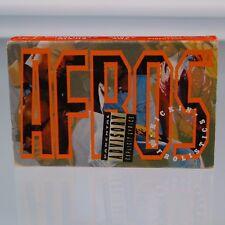 The Afros Kickin' Afrolistics Feel It Cassette Single 1990 Columbia