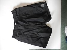 Mens Canari Rock & Dirt Cyclewear Black Shorts Size Large Excellent Condition