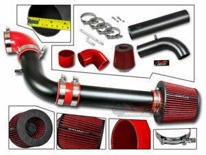 Rtunes V2 97-03 S10 Sonoma Hombre 2.2L L4 Pickup Cold Air Intake Kit +Filter