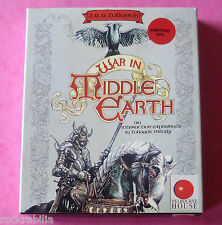 Amstrad CPC - Melbourne WAR IN MIDDLE EARTH J.R.R. Tolkien 1989 *NEW!