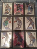 2019-20 Panini Mosaic Memphis Grizzlies 9 Card Team Lot feat Ja Morant Rookie RC