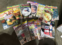 VINTAGE LOT 14 PAINT WORKS & Painting MAGAZINES DECORATIVE PAINTERS, 1999- 2003