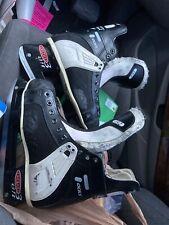 Used Worn Ccm 152 Tacks Pro Lite 3 Ice Hockey skates Size 7