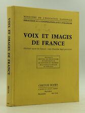 VOIX ET IMAGES DE FRANCE - 1964 - French Language Textbook -