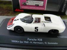 1/43 Schuco Porsche 908 Spa 1000 HM 1968 Hermann/Stommelen 037254