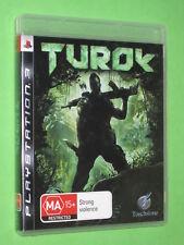 TUROK - PlayStation 3 Game - Australian PAL Version