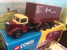 CORGI CLASSICS 18401 BRITISH RAIL Bedford O Articulated Set 1:50 Scale LTD
