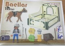High Grade Scene Toys-Baellar Horse 28 Pcs 88705 Age 3+