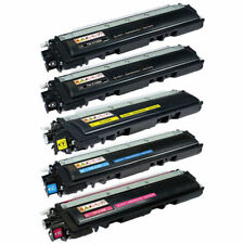 5-Pk/Pack Compatible Brother TN-210 TN210 Toner MFC-9320CW MFC-9325CW HL-3070CW