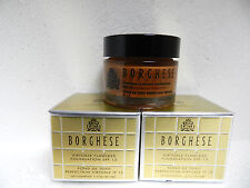 2x BORGHESE VIRTUAL FLAWLESS FOUNDATION LIQUID COLOR SIENNA 08 SPF 15 NEW IN BOX