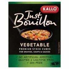 Juste Bouillon Légumes Stock Cubes - 66 g x 15 - 41430