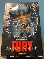 WWE RANDY ORTON RKO SIGNED UNMATCHED FURY Series 6 AUTOGRAPHED Legend Killer