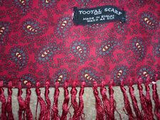 Tootal Adult Unisex Vintage Scarves & Shawls