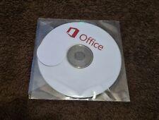 DVD de microsoft Office Professionnel 2019