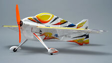 Tech One RC 4Ch Venus EPO Airplane Kit Version YELLOW NEW Need Parts to Complete