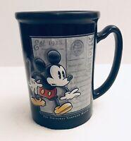 Disney Mickey Mouse The Original Cartoon Mouse 3D Coffee Cup Mug Black