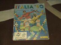 COMPLETE ALBUM WORLD CUP ITALIA 90 PANINI