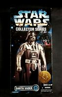 """{New} Star Wars Collector Series Darth Vader 12"""" Inch Figure By Kenner"""