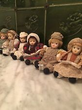 French Vintage Decorative Collectors Dolls