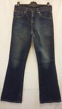 jeans uomo Levi's modello 525 rare vintage a zampa taglia W 29 L 34