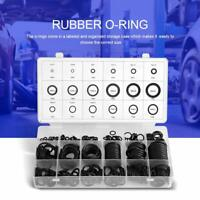 "O Rings Plumbing 279pc Air Seal Rubber Tap Sink ""O"" Thread Assorted Size Pack"