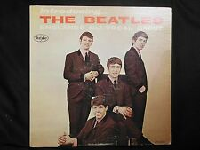 VEE-JAY LP 1062 Introducing  THE BEATLES   Mono LP  NO PUBLISHING!!