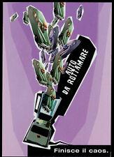cartolina pubblicitaria PROMOCARD n.4163  FORD VALUE AUTOMOBILE