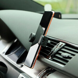 360° Car Phone Holder Mount Cradle Universal Air Vent Bracket For iPhone Stand