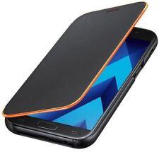 Véritable Samsung Galaxy A5/A3 2017 Fluo Porte-Feuille Rabattable Housse -