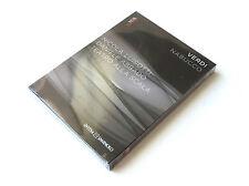 VERDI – NABUCCO Nicola Luisotti –Daniele Abbado –Teatro alla Scala- CD+DVD- SIAE