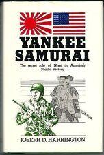 Yankee Samurai, by Joseph Harrington,  ( 1979 Hard Cover )